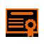 Icon Zertifikate