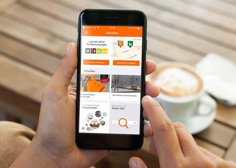 BSR-App – Ein sauberes Berlin braucht eine saubere App!